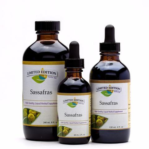 Sassafras- 2 oz. tincture- Multitrack