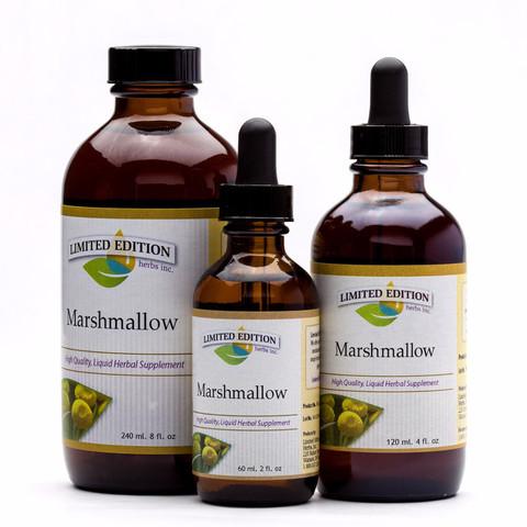 Marshmallow- 2 oz tincture [no alcohol]