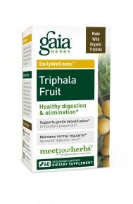 Triphala Fruit - 60 caps