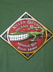 Evil Eye Gecko