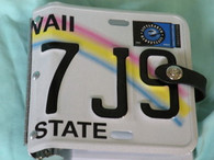 Photo Alblum License Plate