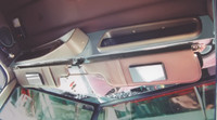 Peterbilt Ultra Cab Headliner Trim and Access Cover Plate Kit