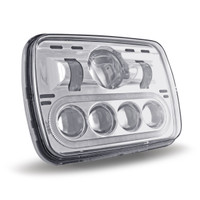 LED Headlight Sealed Beam 5'X7""