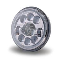 "LED Headlight Sealed Beam 7"" Round Projector"