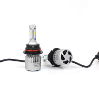 LED 9007 Headlight Bulbs 8000 LUMENS