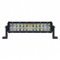 High Power 4 Row LED Light Bar - Reflector Series - 13 1/4""