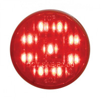 "9 LED 2"" Red Marker Light"
