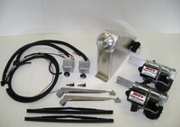 359 PETERBILT WIPER CONVERSION KIT. BOTTLE NOT INCLUDED!!!