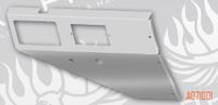 359 PETERBILT AIR CONDITIONER COVER CONTROL PANEL