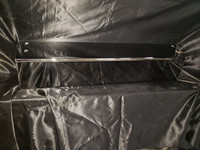 CHROME PLATED CROSS MEMBER REPLACEMENT