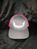 PINK WILKINS OKLAHOMA TRUCK SUPPLY HAT