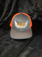 ORANGE WILKINS OKLAHOMA TRUCK SUPPLY HAT
