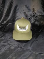 HUNTER GREEN WILKINS OKLAHOMA TRUCK SUPPLY HAT