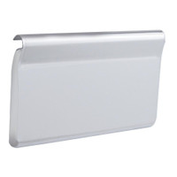 Stainless Steel Peterbilt Ash Tray Cover. Fits 2005 and Older Peterbilts