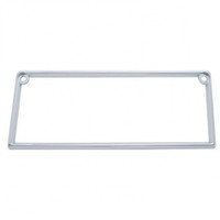 2002 A/C panel trim chrome plastic dash panel trim for Kenworth