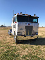1976 352 Peterbilt COE. SOLD!!!