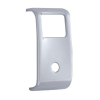 Chrome plastic rocker switch cover for 2006+ Kenworth