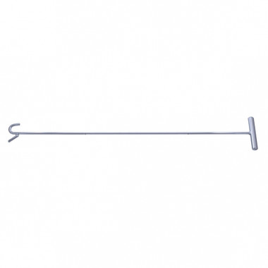 "36"" 5th wheel pin puller with hook"