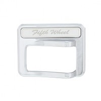 Chrome Rocker Switch Cover - Fifth Wheel