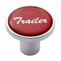 """Trailer"" Air Valve Knob - Red Glossy Sticker"