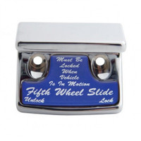 """Fifth Wheel"" Switch Guard - Blue Sticker"