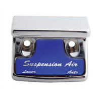 """Suspension Air"" Switch Guard - Blue Sticker"