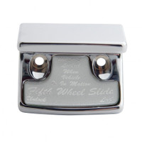 """Fifth Wheel"" Switch Guard - Silver Sticker"