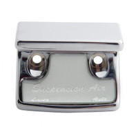 """Suspension Air"" Switch Guard - Silver Sticker"