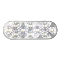"20 LED 6"" Oval Back-Up Light - Competition Series"