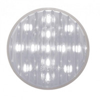 "13 LED 2-1/2"" Auxiliary/Utility Light - White LED/Clear Lens"