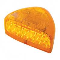 31 LED Peterbilt Turn Signal Light - Amber LED/Amber Lens
