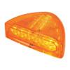 30 LED Peterbilt Low Profile Turn Signal Light - Amber LED/Amber Lens