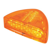 30 LED Peterbilt Low Profile Turn Signal Light - Amber LED/Amber Lens