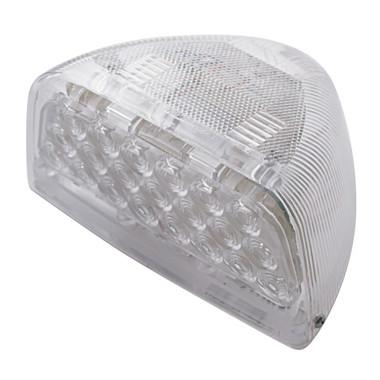 31 LED Peterbilt Turn Signal Light - Amber LED/Clear Lens