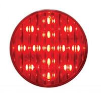 "13 LED 2-1/2"" Clearance/Marker Light - Red LED/Red Lens"