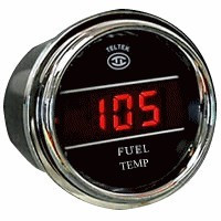 Fuel Temperature Gauge