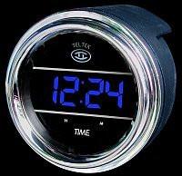 Clock 12/24 Gauge
