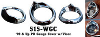 "Gauge Cover ""Wicked Style"" Pete 2006-On"