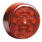 "LED 2"" Round Clearance Marker"