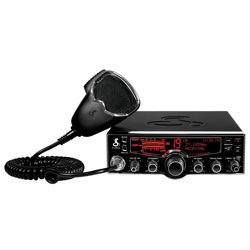 Cobra - 29LX CB Radio with NOAA Weather & 4-Color LCD Display