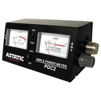Astatic - PDC2 SWR/ Power/ Field Strength Test Meter