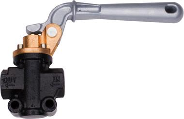 "Manual Train horn valve 1/2"""