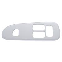 2006+ Peterbilt Window Switch Trim (4 Holes) - Driver