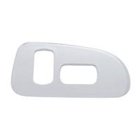 2006+ Peterbilt Window Switch Trim (2 Holes)- Passenger