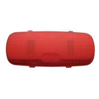 2006+ Peterbilt Center Dome Light Lens - Red