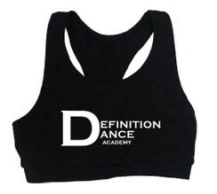 DDA Girls' Sports Bra