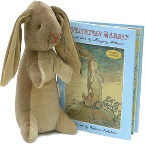 Velveteen Rabbit Toy Stuffed Animal The Playstore