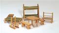Doll House Camp Furniture Set