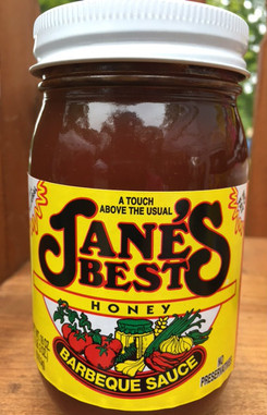 Honey Barbeque Sauce!  12 jars in a case.