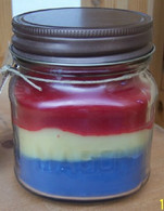 8 OZ TRIPLE SCENT CANDLE